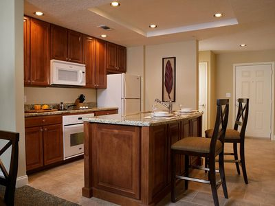 Photo for Sheraton Vistana Villages - 1 Bedroom Premium Villa - Family Friendly Orlando