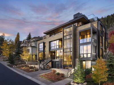 Photo for True Ski-In/Ski-Out in Old Town | Abode on the Gold Coast | Mountain Modern Luxury