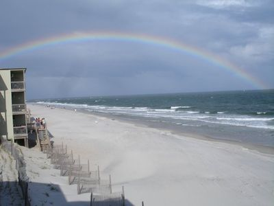 Photo for DIRECT OCEANFRONT PRIVATE BEACH $135 PER NIGHT!!!!!!!!!!!!!!!!!!!!!!!!!!!!!!!!!