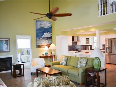 Photo for 4 Bedroom, 3 Bath, Gulf view home located in Boardwalk, community pool, pet friendly!