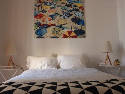 Photo for Barreta, double room, with shared bathroom Olhão downtown.