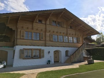 Chalet Seeblick: Dream view on Lake and Montains! You can hike directly from us
