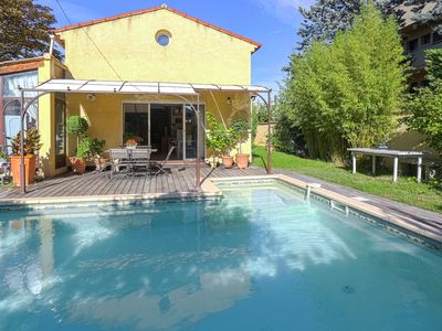 Photo for Amazing Holiday Home With Pool in Aix-en-Provence