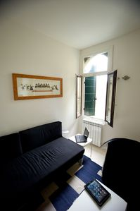 Photo for Ca' Vittoria, Elegant And Modern In One Of The Historical Sestiere Of Venice