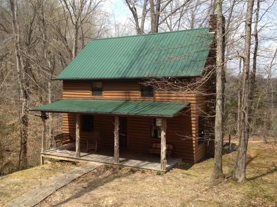 Heavenly Hideaway-Lakeview Log Cabin-NO CLEANING FEES