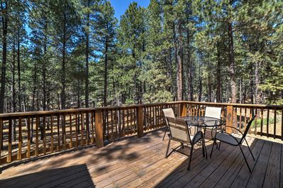 Boasting beds for 8 and a furnished patio this home is truly top-notch.