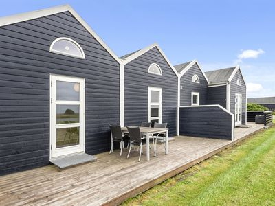 Photo for 2-person bungalow in the holiday park Landal Rønbjerg - on the coast/the beach