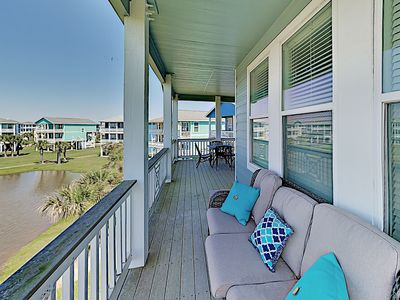 Photo for Amazing Gulf-View Home w/ Incredible Outdoor Areas & Pool - Steps to Beach!