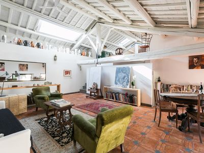 Photo for Inside My Rome - Live The Life Of A Roman Artist in a Lovely Loft