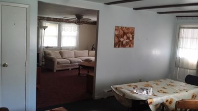 Photo for 1 Bed, 1st floor, furnished, includes utilities, TV+internet