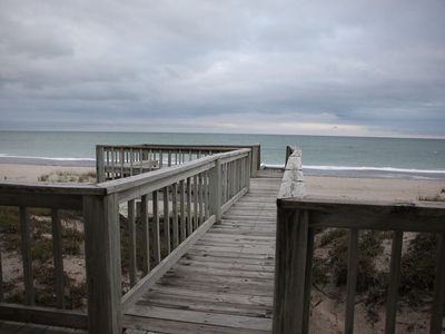 Photo for Gorgeous Ocean Front Beach Cottage!