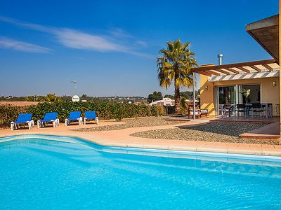 Photo for 3 bedroom Villa, sleeps 6 in el Catllar with Pool, Air Con and WiFi