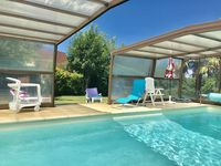 Lovely holiday in spotless gite in peaceful location