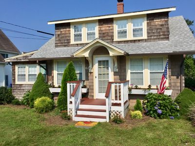 Photo for Charming Groton Long Point Cottage 1 Block From Beach
