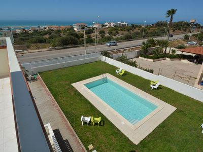 Photo for Charming Apartment in Marina Di Ragusa with Pool