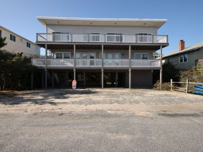 Photo for 2nd House to the Ocean, Great Decks Sleeps 12-14 w/Free Golf, Paddle Sports, Water Park and More!