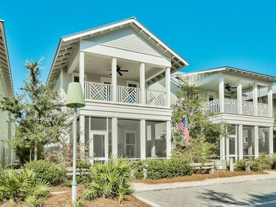 Photo for Impeccably Designed and Decorated 4 Bedroom, 4.5 Bathroom Watercolor Home