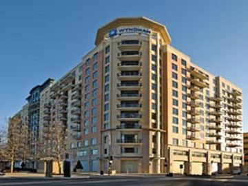 Wyndham National Harbor; Come Experience A Self Contained City!