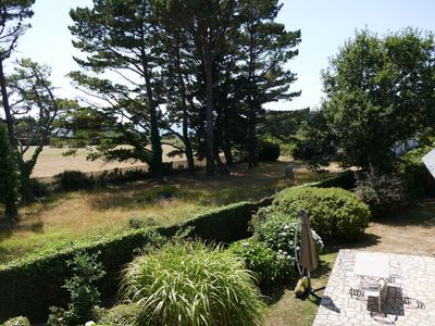 Photo for Pretty family home with large garden 2mn beach