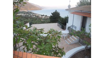 "Photo for Romantic villa with breathtaking view ""Villa with terrace"""