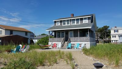 Photo for 4 Bedroom / 2 Bath Oceanfront Cottage