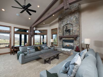 Photo for Luxurious Snowbasin Vacation Home - 5 Bedrooms, 5 Bathrooms, Sleeps 14