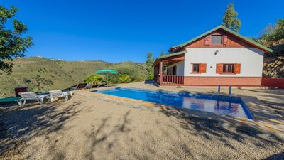 Photo for House with private pool (Casa Aries)