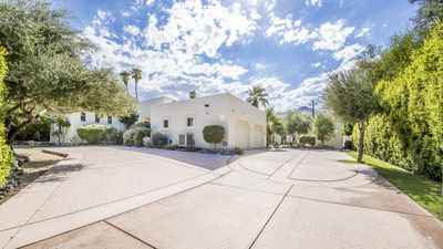 Photo for Trendy Palm Springs Area Villa, Private, Luxury
