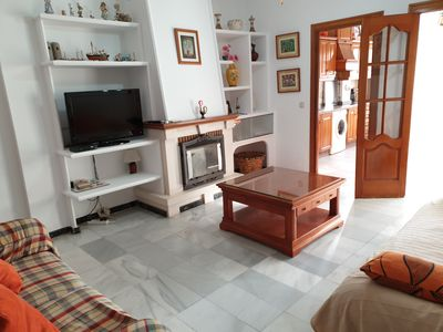 Photo for Holiday house Nerja for 6 persons with 2 bedrooms - Holiday home