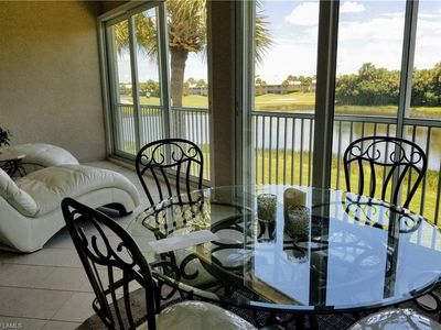 Photo for Condo - Stonebridge CC Golf, Tennis, Pool, Fitness, on Naples  - Gated Community
