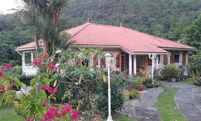Photo for Beautiful villa in lush greenery access all beaches of the South in 10 minutes