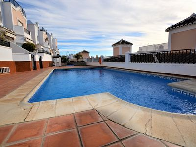 Photo for Ref. 1149 Apartment with 2 bedrooms, Pool, A / C, Wifi, Burriana Zone