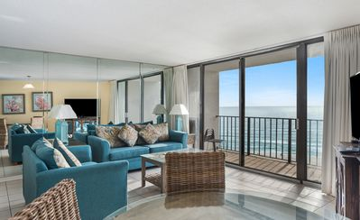 Photo for New Listing! Amazing condo w/ amazing views! Ideal location @ Edgewater!