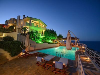 Photo for Vacation home villa Andromeda  in Agia Pelagia, Crete - 6 persons, 3 bedrooms