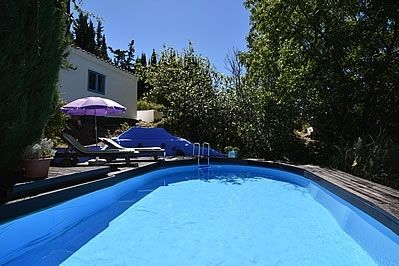 Photo for Casares Villa, Sleeps 2 with Pool
