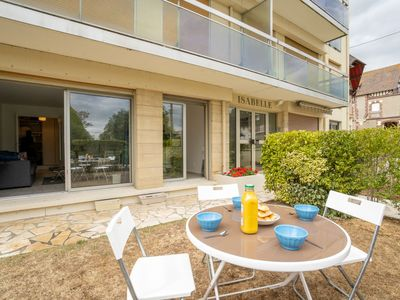 Photo for Apartment Isabelle in Cabourg - 4 persons, 1 bedrooms