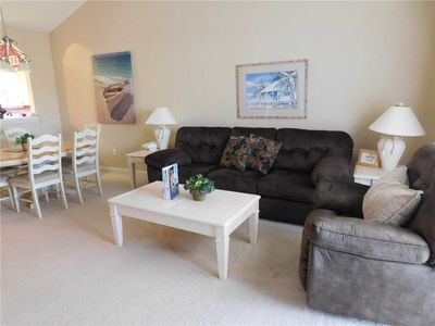 Photo for Spacious Condo Located in Premier Barefoot Resorts. Perfect for Families and Golfers!