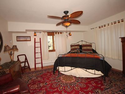 Photo for Secluded Santa Fe Casita In the Historic District