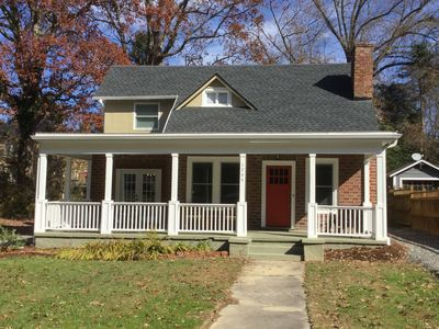 Photo for Beautifully Restored 1920s Historic Bungalow, minutes to Downtown Hendersonville