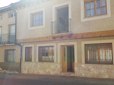 Photo for House with 2 floors in Riaza