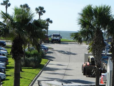 Photo for Beach Lover Condo/ Beach front/Heated swimming pool