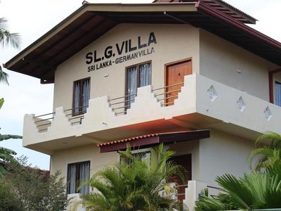 Photo for Holiday apartment Hikkaduwa for 4 persons with 2 bedrooms - Holiday apartment in a villa