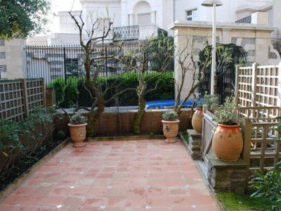 Photo for Biarritz - Comfortable 3-storeyed Villa - Terrace - 1minute from the beach