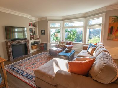 Photo for Newly Remodeled Flat - Steps from Presidio, Restaurants, Golden Gate Park
