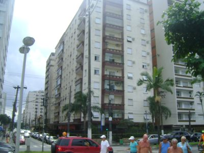 Photo for Santos Embaré the seafront with wi fi