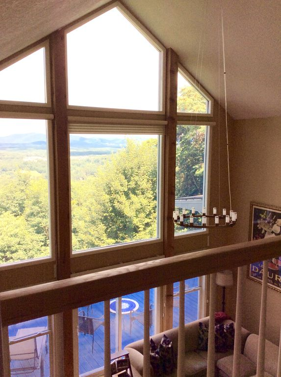 View Includes Biltmore Estate, Grove Park Inn, Asheville And Blue Ridge  Mtns. Living Room Open To Dining ... Part 98
