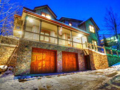 Photo for Best location! 5 Bdrms. Walk to Main St & skiing & trails! Abode on King Road!!