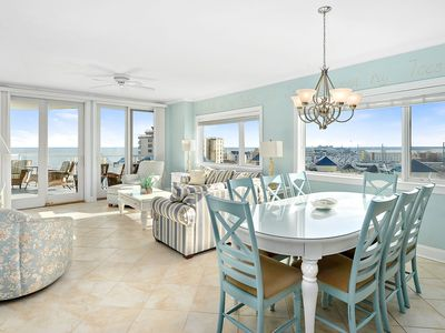Photo for Meridian 801 Gorgeous  4 bedroom 3.5 baths with breathtaking views of the ocean.