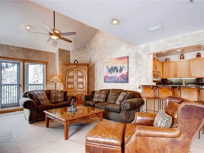 Photo for Ski in Ski Out Renovated  Beaver Creek Village Penthouse