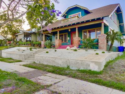 Photo for Golden Hill Craftsman - Near Downtown San Diego